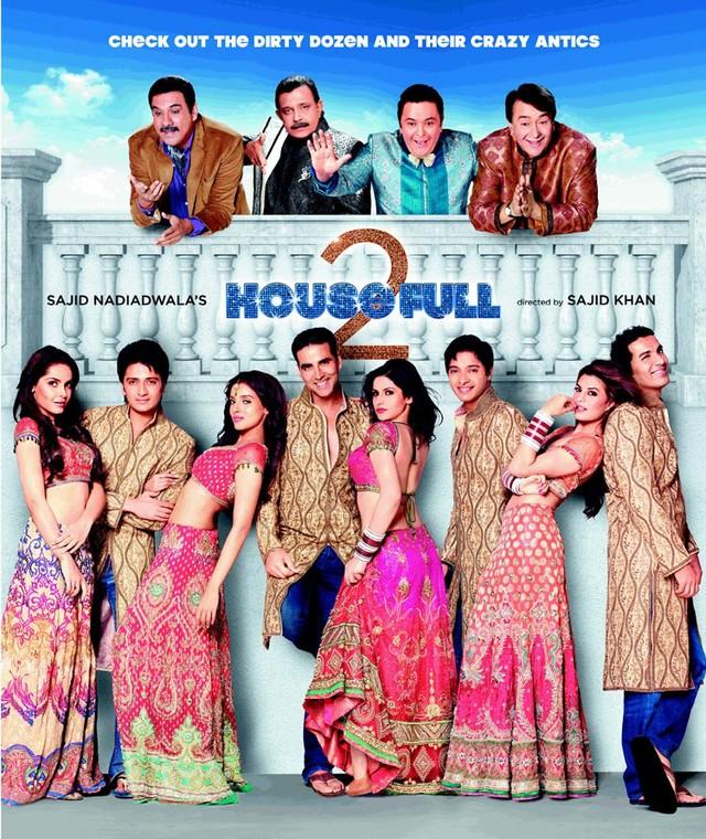 Housefull 2 - Movie Poster #2