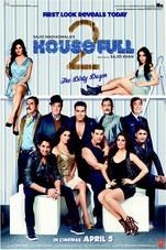 Housefull 2 Small Poster