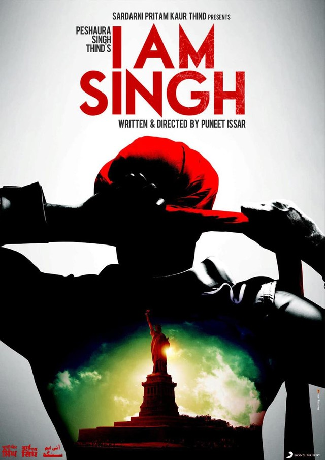 I Am Singh - Movie Poster #1