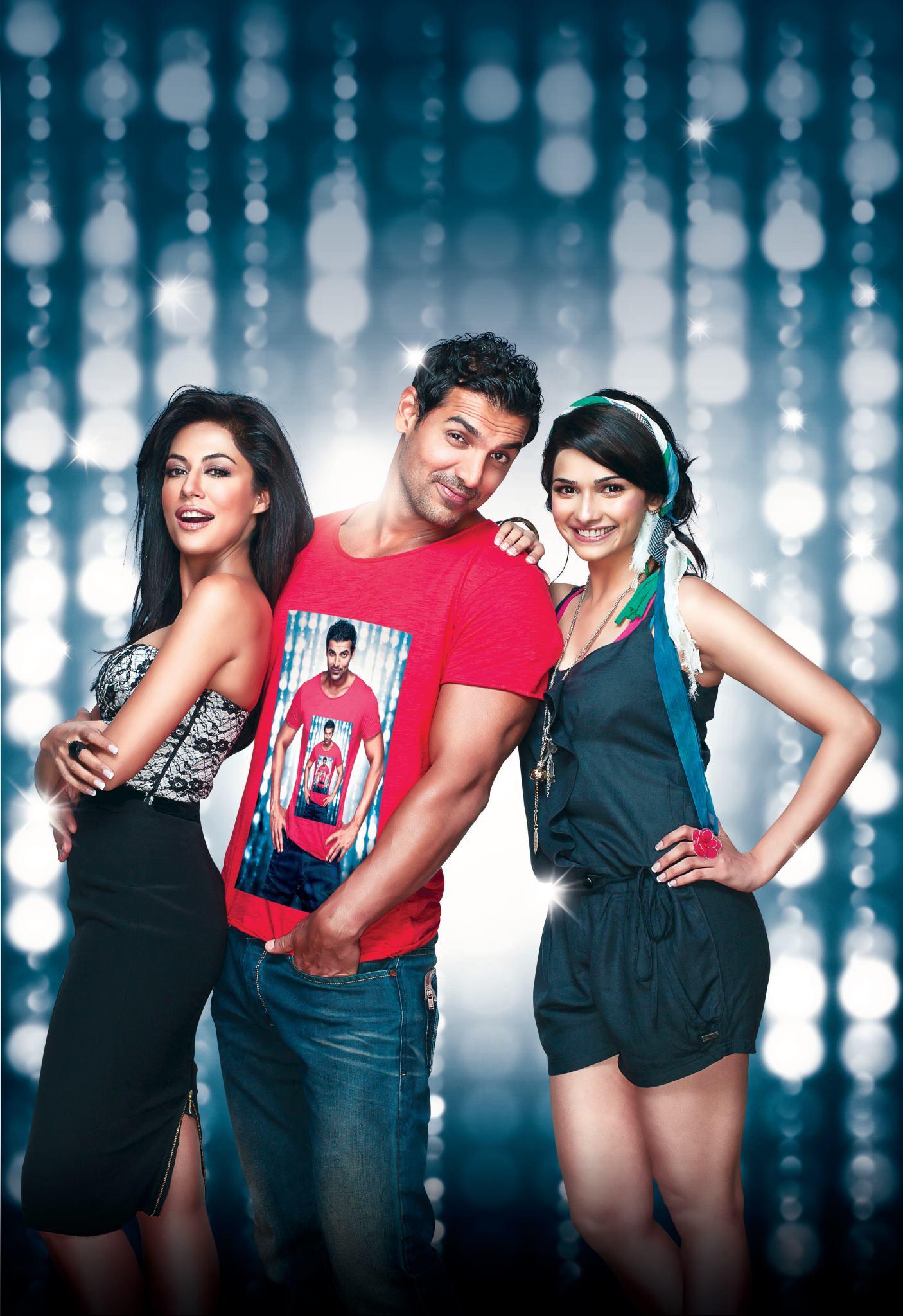 I, Me Aur Main - Movie Poster #2 (Original)