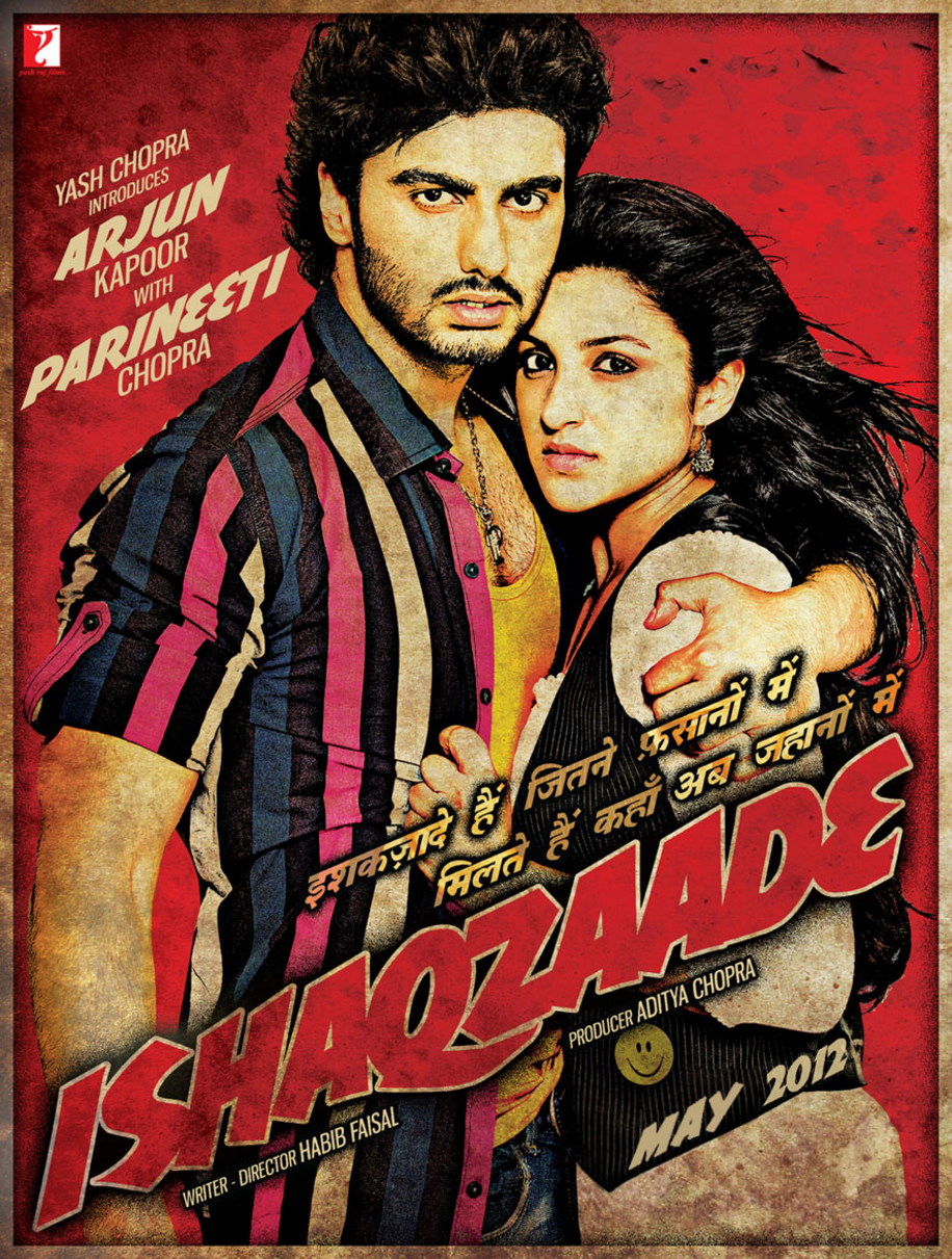 Ishaqzaade - Movie Poster #1 (Original)