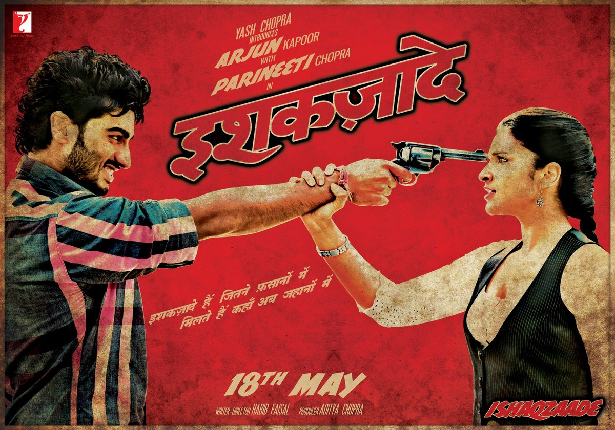 Ishaqzaade - Movie Poster #3 (Original)