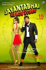 Jayanta Bhai Ki Luv Story Small Poster