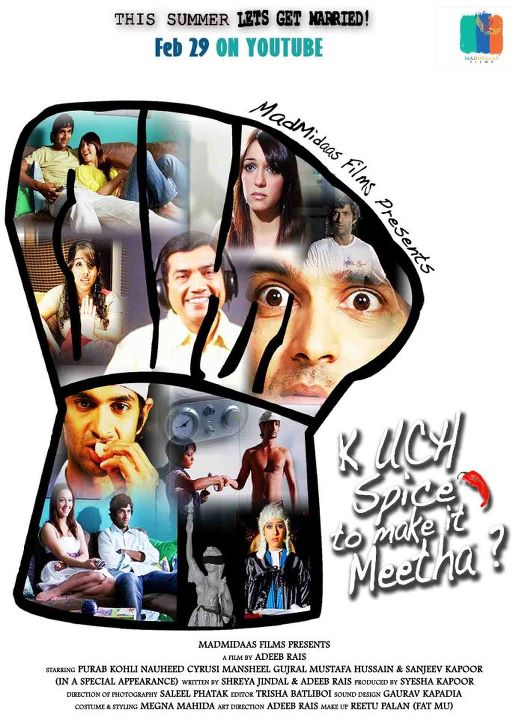 Kuch Spice To Make It Meetha? - Movie Poster #3 (Original)