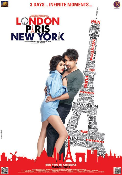 London Paris New York - Movie Poster #1 (Original)