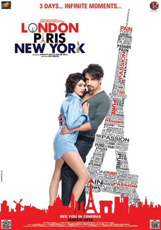London Paris New York - Movie Poster #1