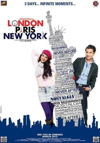 London Paris New York - Movie Poster #3 (Small)