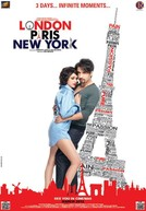 London Paris New York Small Poster