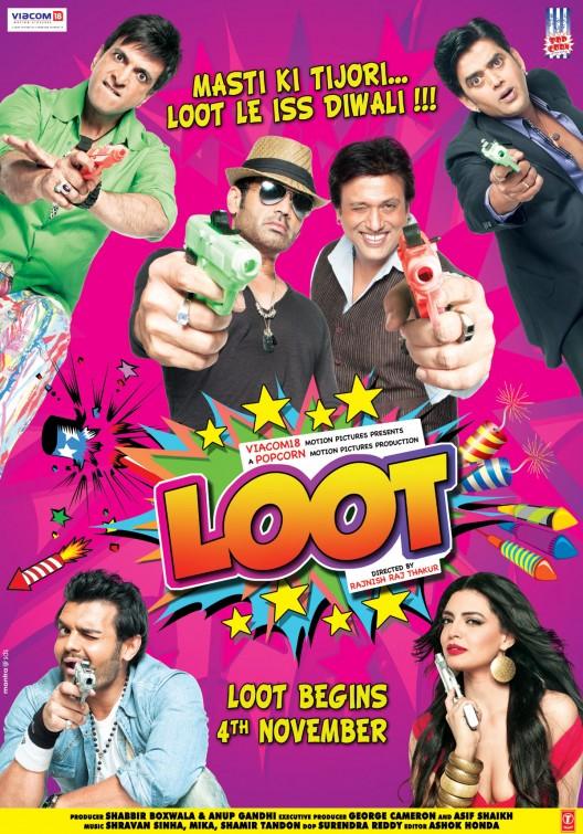 Loot - Movie Poster #1 (Original)