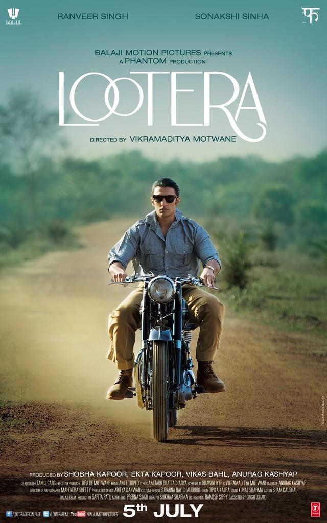 Lootera - Movie Poster #1