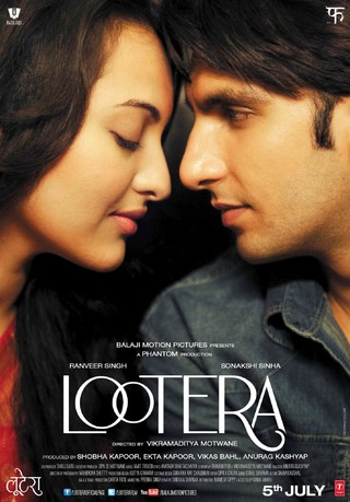 Lootera - Movie Poster #3 (Small)