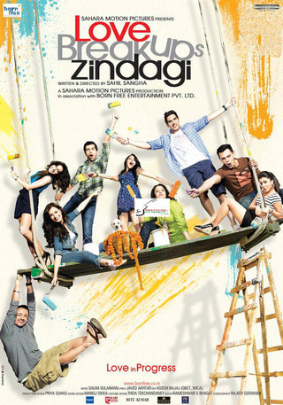 Love Breakups Zindagi - Movie Poster #1 (Small)