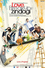 Love Breakups Zindagi Small Poster