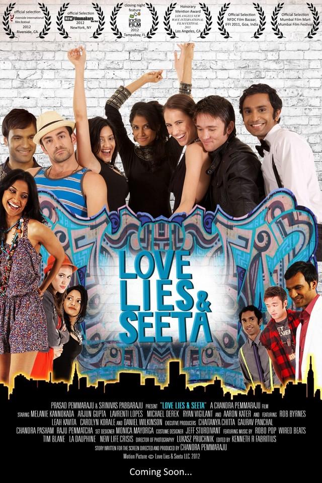 Love Lies and Seeta - Movie Poster #1