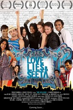 Love Lies and Seeta Small Poster