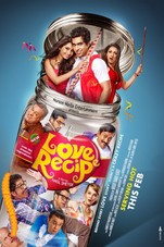 Love Recipe Small Poster