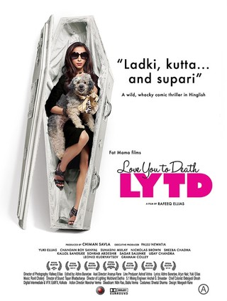 Love You To Death - Movie Poster #1 (Small)