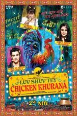 Luv Shuv Tey Chicken Khurana Small Poster