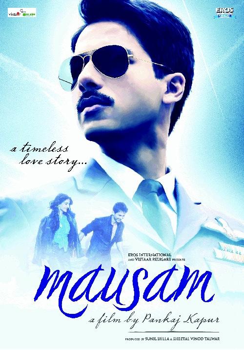 Mausam - Movie Poster #1 (Original)