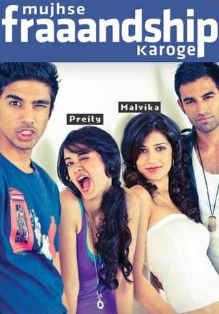 Mujhse Fraaandship Karoge - Movie Poster #1