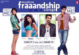 Mujhse Fraaandship Karoge - Movie Poster #2 (Small)