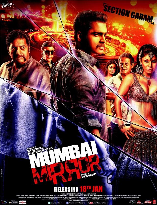 Mumbai Mirror - Movie Poster #1