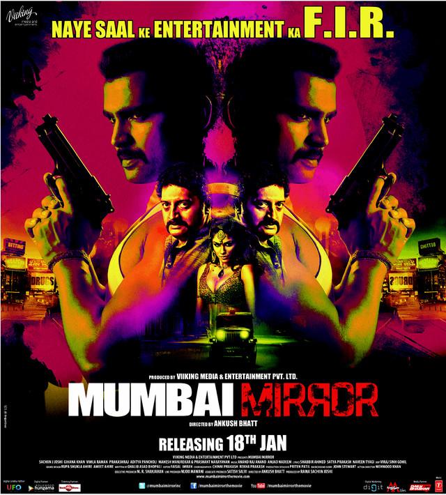 Mumbai Mirror - Movie Poster #2