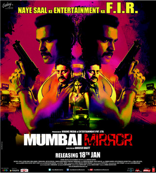 Mumbai Mirror - Movie Poster #2 (Small)