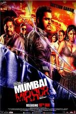 Mumbai Mirror Small Poster