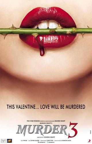 Murder 3 - Movie Poster #2
