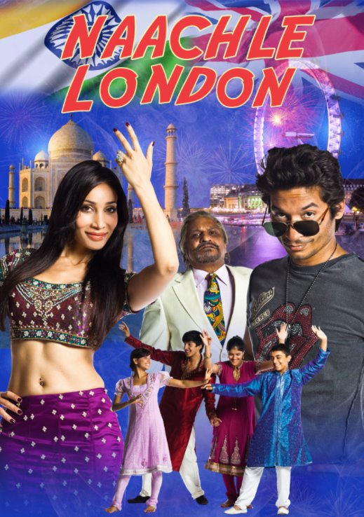 Naachle London - Movie Poster #1 (Original)