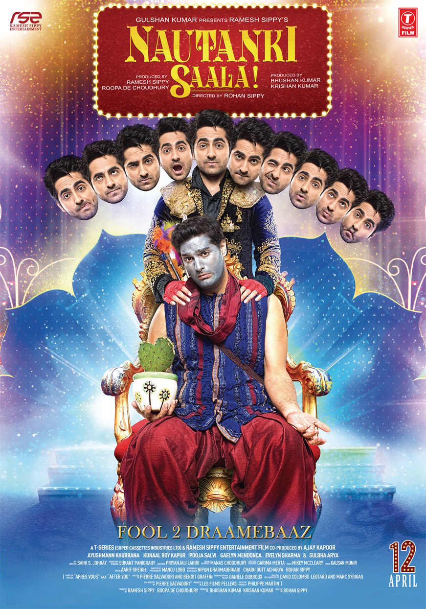 Nautanki Saala! - Movie Poster #1 (Original)