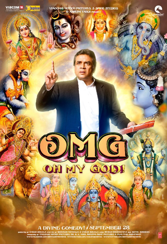 OMG Oh My God! - Movie Poster #1 (Original)
