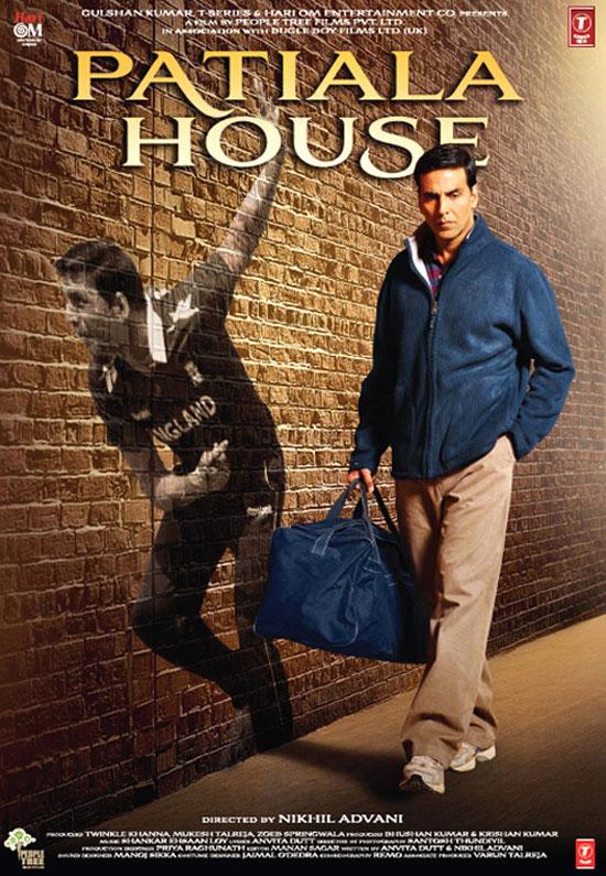 Patiala House - Movie Poster #1 (Original)