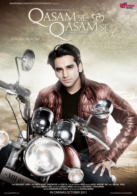 Qasam Se Qasam Se - Movie Poster #2 (Original)