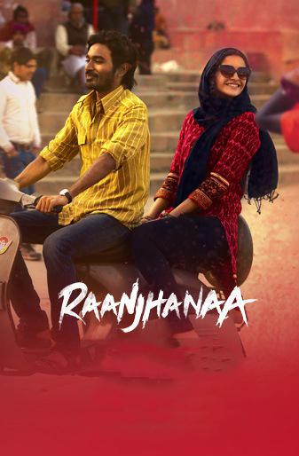 Raanjhanaa - Movie Poster #3 (Original)