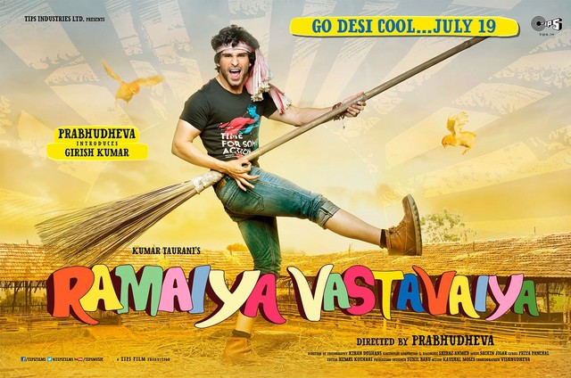 Ramaiya Vastavaiya - Movie Poster #15