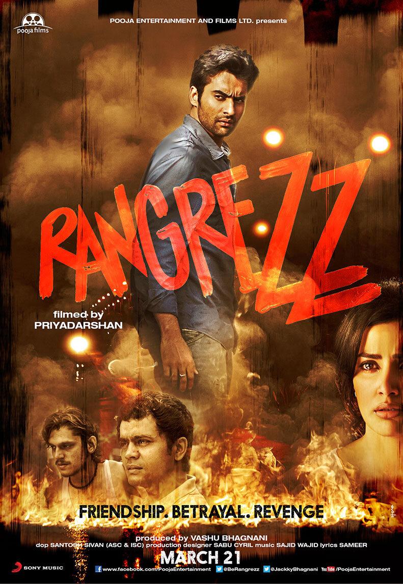 Rangrezz - Movie Poster #1 (Original)