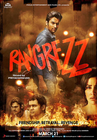 Rangrezz - Movie Poster #1 (Small)