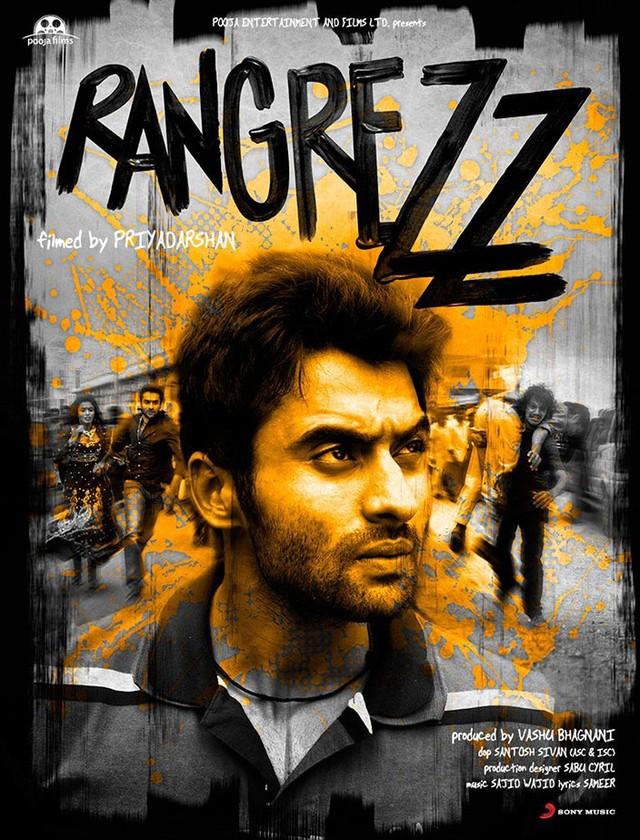 Rangrezz - Movie Poster #2