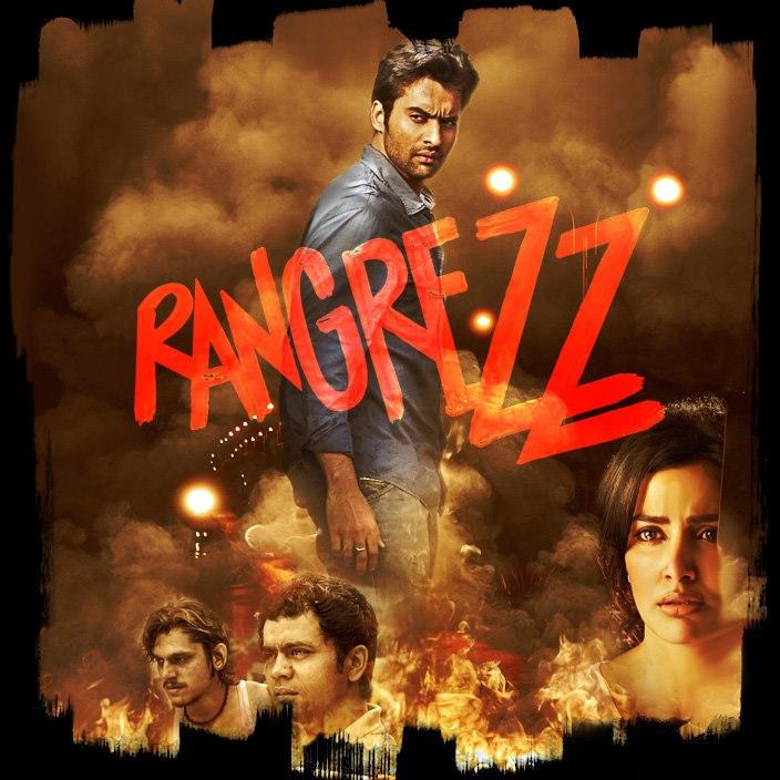 Rangrezz - Movie Poster #3 (Original)
