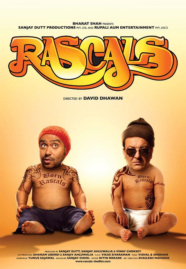 Rascals - Movie Poster #1 (Original)
