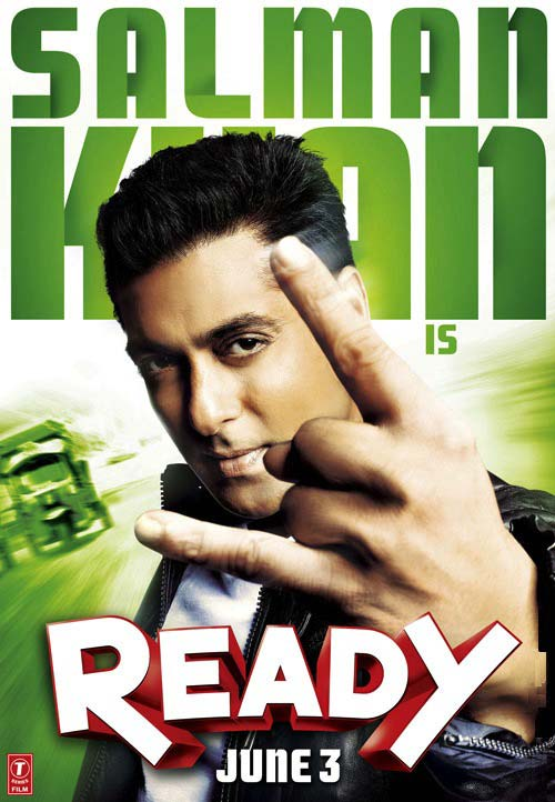 Ready - Movie Poster #1 (Original)
