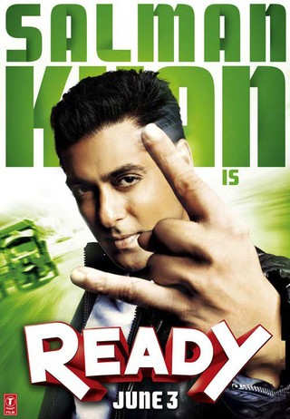 Ready - Movie Poster #1
