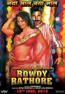 Rowdy Rathore Small Poster