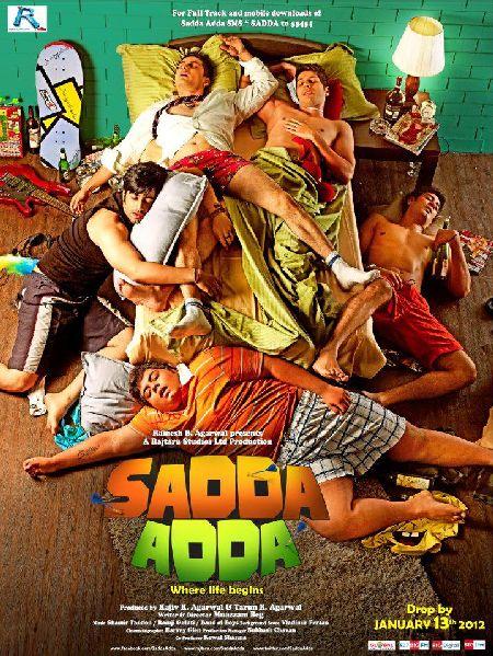 Sadda Adda - Movie Poster #1 (Original)