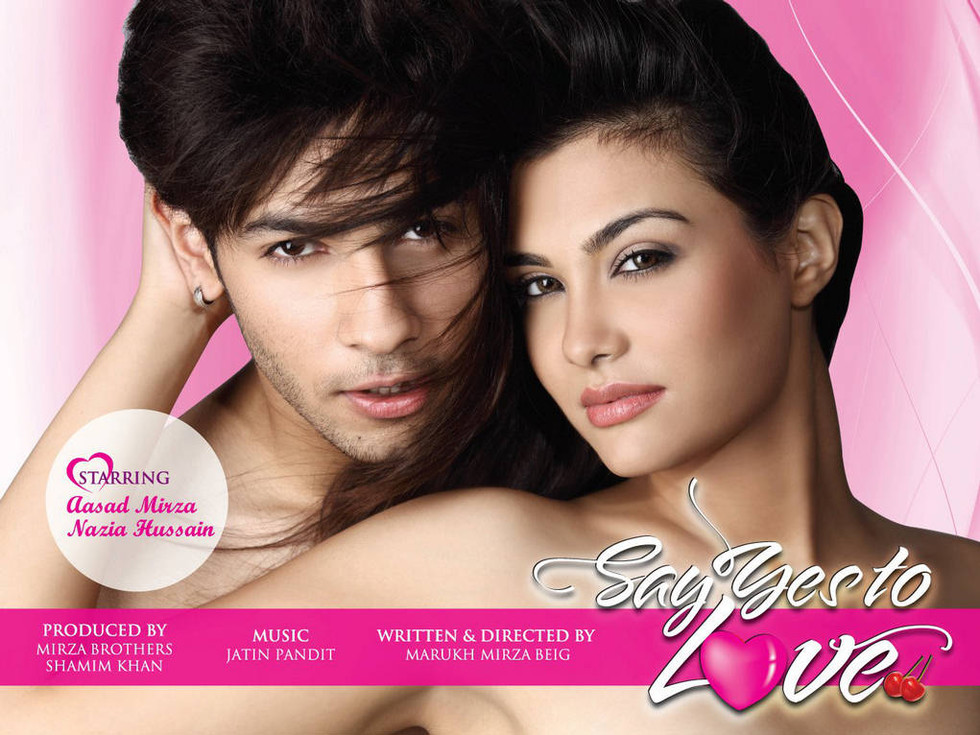 Say Yes To Love - Movie Poster #3 (Large)