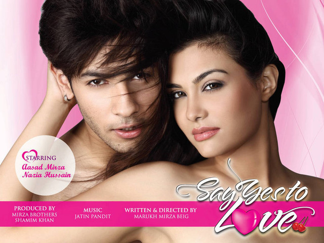 Say Yes To Love - Movie Poster #3