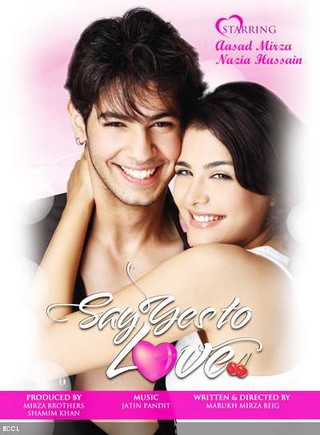 Say Yes To Love - Movie Poster #4 (Small)