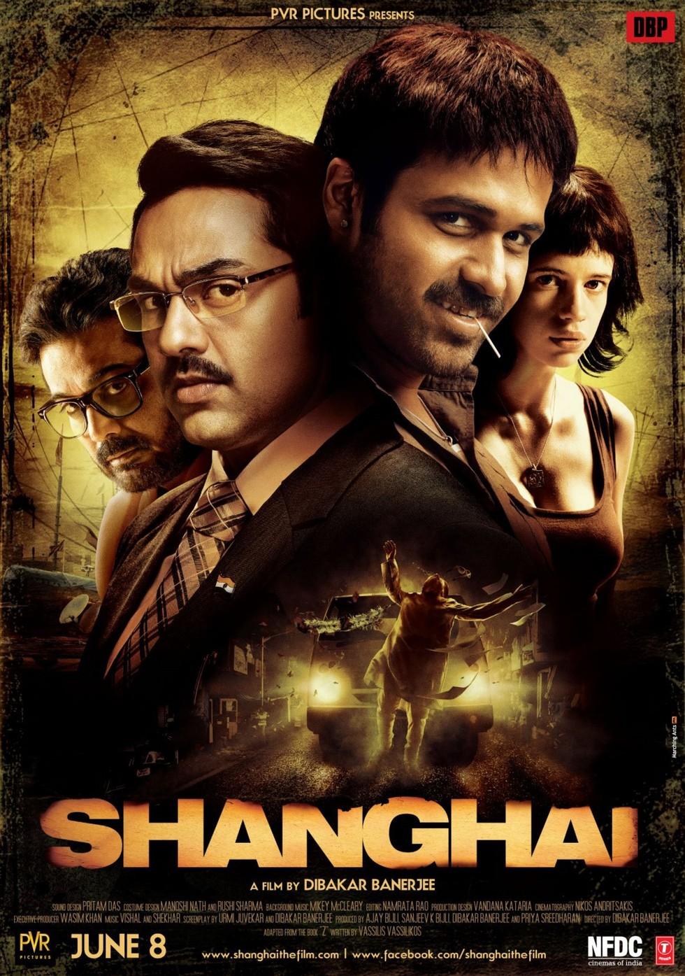 Shanghai - Movie Poster #1 (Large)
